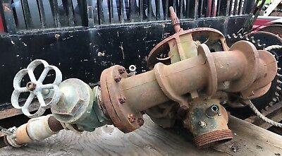 Gormann Rupp Cast Industrial Irrigation 6x4 Pump 4 Gate Valve Centrifugal Pump