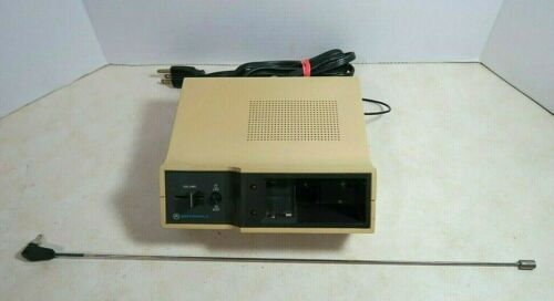 Motorola Amplified Charger NLN1492A with Antenna for Minitor I Pager