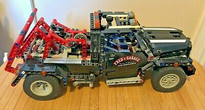 Lego Technic 9395 Towing Truck