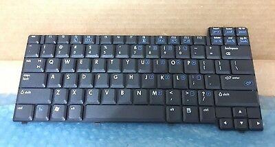 New Genuine HP Compaq nx7300 nx7400 nc8430 nw8440 nx8420 US English Keyboard
