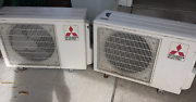 Mitsubishi Electric Split System Reverse Cycle A/c Muswellbrook Muswellbrook Area Preview