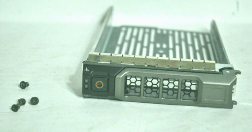 """3.5"""" SAS SATA Hard Drive Tray Caddy Holder Y763D 0Y763D For Dell G11 G12 Server!"""