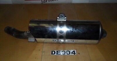 Rear(Rr) Exhaust/Muffler/Silencer Assembly from BMW R1200GS  #DE004