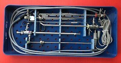 Karl Storz Cystoscopy Set Of 8 With Case