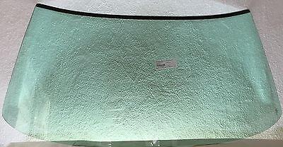 AUSVERKAUFT: Mercedes 280 - 450 SL Cabrio Frontscheibe Bj 1971-89 W107 R107 grün