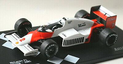 Mclaren MP4/2B Marlboro Team Giorno Porsche Formula1 1985 2 Alan Prost 1:43
