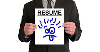 Best Resume & Cover Letter Composing CPRWs