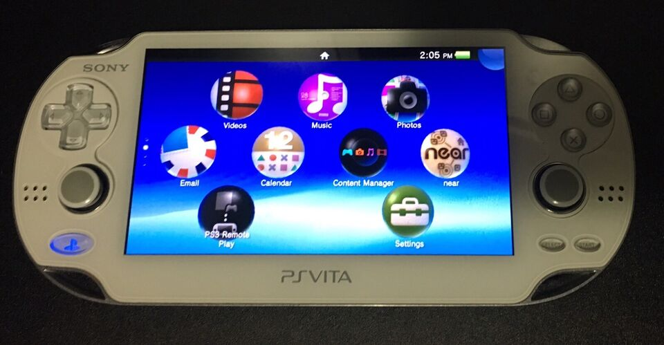 CONTENT MANAGER PS VITA - Before disposing of or