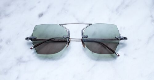 Sunglasses Jacques Marie Mage Yuma Steel New & Authentic