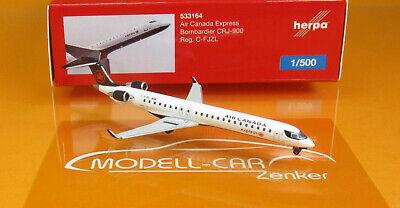 Herpa Wings 1:500 bombardier crj-705 Air Canada Express 533164