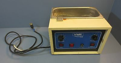 Vwr Scientific Univar Shel Lab Heated Bath Unit Model 1220 120V 250 W Single Ph