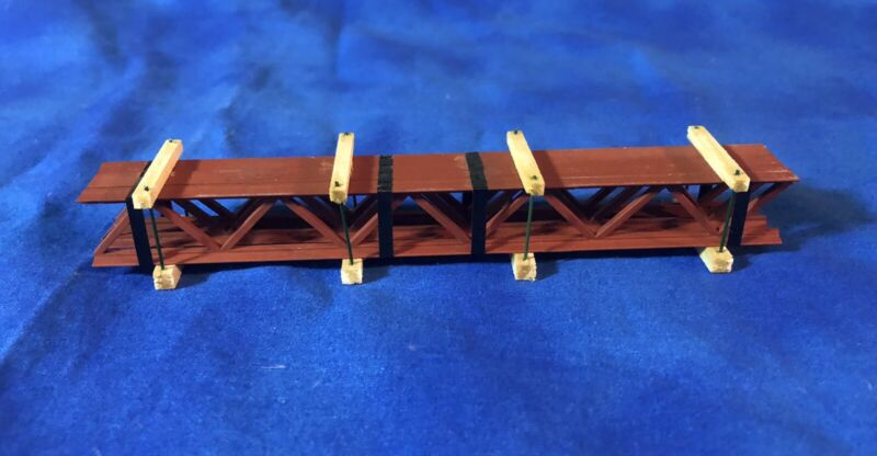 HO Scale Structural Truss Load