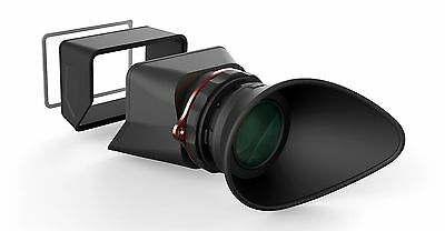 Kamerar MagView 16:9 LCD Viewfinder DSLR Canon 5D III Canon 1DX/FREE EYECUSHION