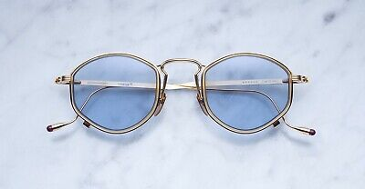 Glasses Jacques Marie Mage Aragon Gold Sunglasses New And Original