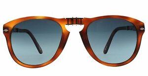8bfa64d630 Persol Men s 714SM Steve McQueen Sunglasses - Light Havana for sale ...