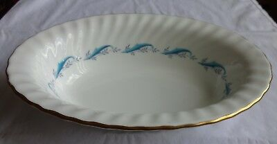 "Vintage Minton Vegetable Dish 2.5"" x 10"" x 7""  ""Downing"""