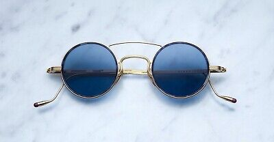 Glasses Jacques Marie Mage Ringo Gold 2 Sunglasses New And Original