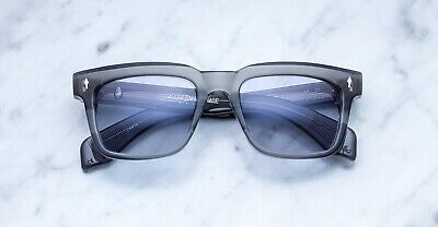 Glasses Jacques Marie Mage Torino Charcoal Sunglasses New and Original