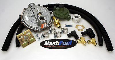Tri-fuel Propane Natural Gas Generator Kit Tecumseh Pm0525312 10hp Powermate