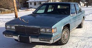1986 Cadillac DeVille For Sale