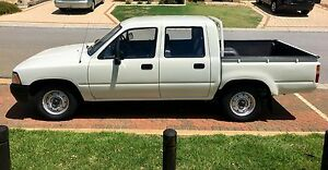PRICE DROP!! Restored 1990 Toyota Hilux Ute Tapping Wanneroo Area Preview