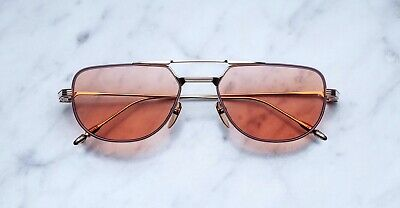 Glasses Jacques Marie Mage Roy Cognac Sunglasses New And Original