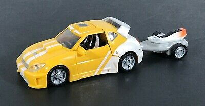 Transformers BUMBLEBEE Classic Deluxe RID + WAVE CRUSHER Action Figure 2006