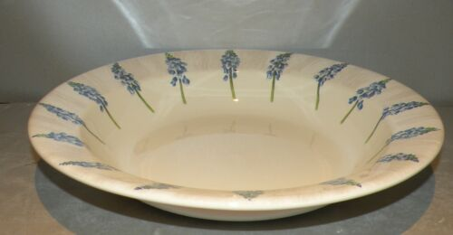 NEW Round Deep Platter Alice  Pattern  From  GIEN