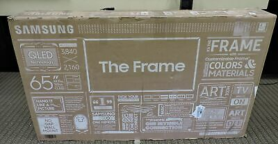 "Samsung QN65LS03R 65"" The Frame QLED 4K UHD Smart TV"