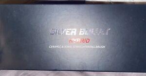 Silver Bullet Hybrid Hair Straightner