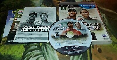 Tiger Woods PGA Tour 14 PS3 (Sony PlayStation 3, 2013) Complete - Fast Shipping