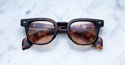 Glasses Jacques Marie Mage Jax Havana Sunglasses New and Original