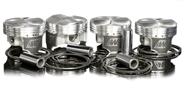 Peugeot 106 TU5JP4 1.6L 16V 12.2:1 C/R Wiseco Forged Pistons