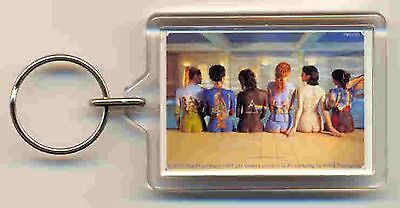Pink Floyd Back Catalogue Acrylic Keyring Official