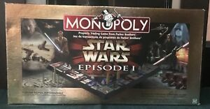 Monopoly Star Wars Episode 1  Collector Edition 3D