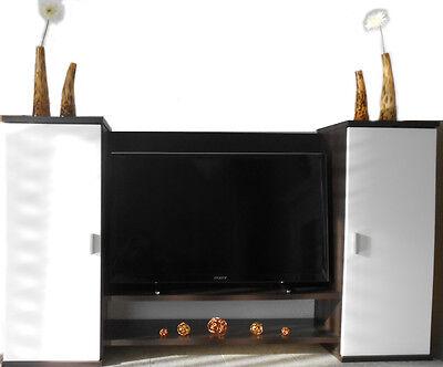 Diseñador Salón Tv-Anbauwand Medienwand Fernsehwand Armario de Televisión Pared
