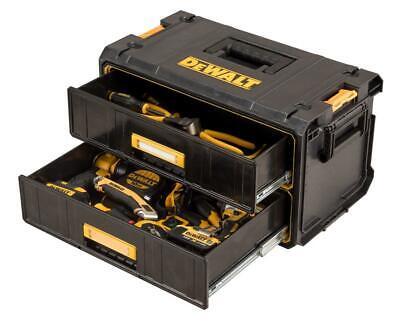 Dewalt-DWST08290 ToughSystem DS290 Two-Drawer Unit