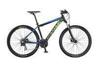 schott mountain bike medium frame only ridden 2-3 times practically brand new