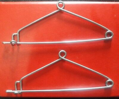 Mayo Safety Pin Holder Surgical Medical Instrument Medium Size 10 Pc