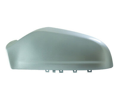 Vauxhall Opel Astra H MK5 Door Wing Mirror Cover New 04 09 Star Silver LHS