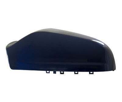 Vauxhall Opel Astra H MK5 Door Wing Mirror Cover New 04 09 Ultra Blue LHS