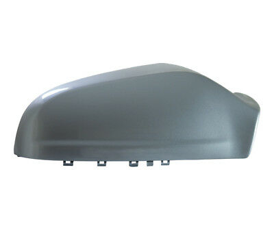 Vauxhall Opel Astra H MK5 Door Wing Mirror Cover New 04 09 Silver Lightning RHS