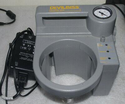 Devilbiss Portable Suction Unit 7305p-d