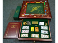 Franklin Mint Monopoly (Collector's Edition)