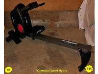 Olympus Sport Hydro Rowing Machine