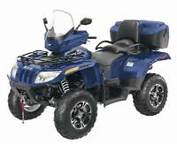 2015 Arctic Cat TRV 1000 LIMITED 2015