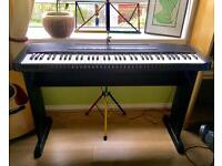Casio CPS-7 Keyboard + Stand £45