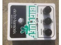 Electro-Harmonix Big Muff Pi Guitar Pedal with Tone Wicker