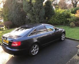 Audi A6 Sline Tdi