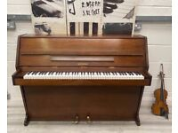 🇬🇧 🎹**CAN DELIVER** LOVELY *WALNUT WELMAR* UPRIGHT PIANO *CAN DELIVER*🎹 🇬🇧